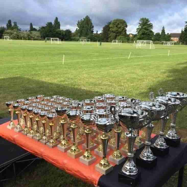 Summer Sixes Junior Tournament 2018