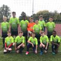 U14's Town  beat Whyteleafe FC Youth 3 - 1