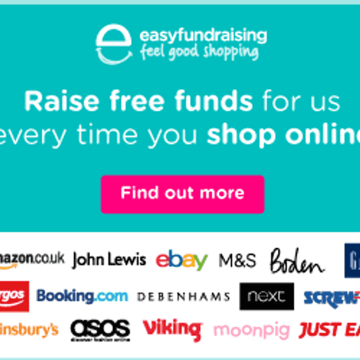 Banging the drum for Easyfundraising