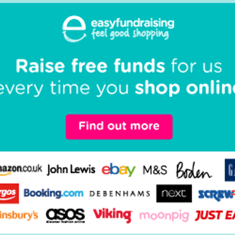 Easyfundraising  donations are building up