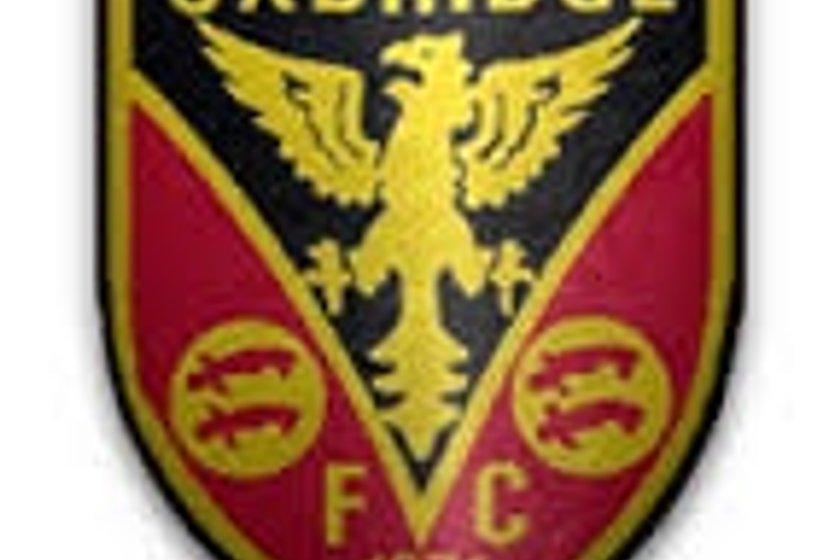 First Team lose to Binfield Football Club 2 - 1