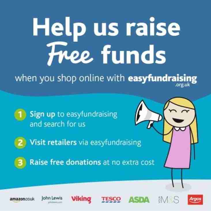 HELP US TO RAISE FREE FUNDS FOR YOUR CLUB