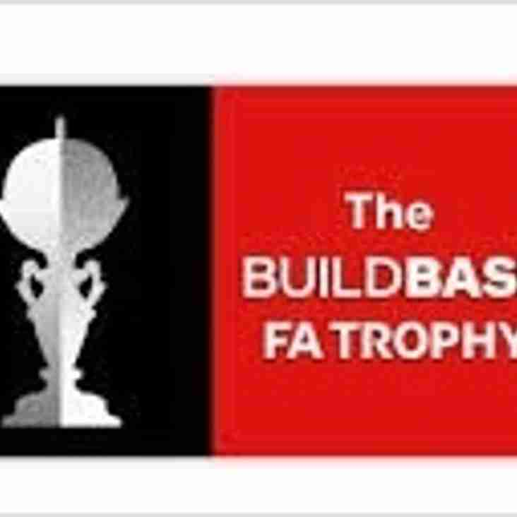 FA TROPHY FIXTURES ANNOUNCED