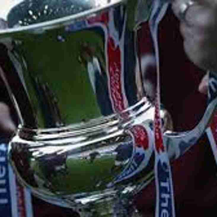 MIDDLESEX COUNTY U18'S REACH THE FA YOUTH CUP FINAL
