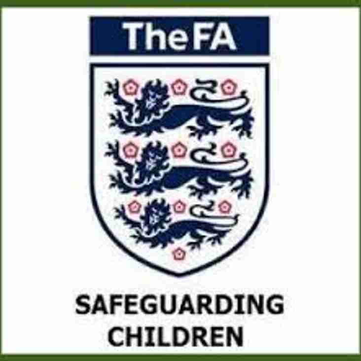 A LETTER FROM THE FA CHAIRMAN