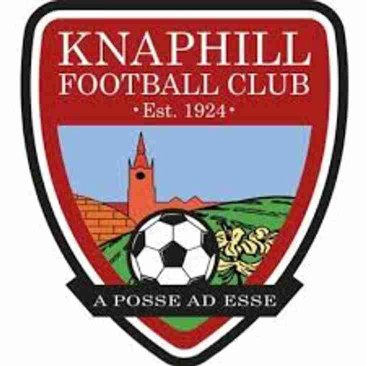 RESERVES TRAVEL TO THE KNAPPERS