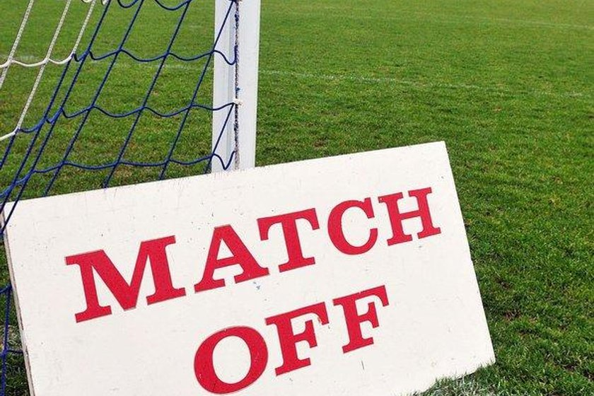 YOUTH TEAM MATCH'S POSTPONED