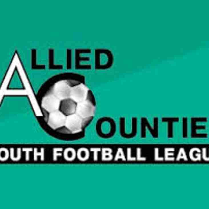 YOUTH TEAM START THEIR LEAGUE CAMPAIGN ON 28th AUGUST