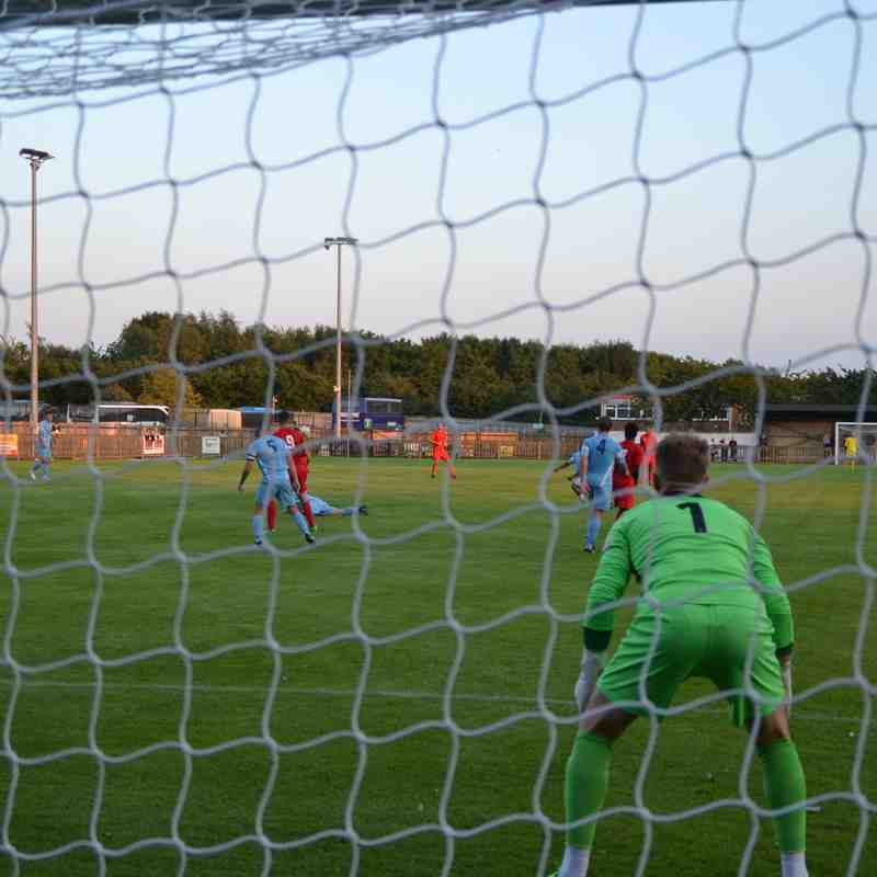 Uxbridge vs Slough Town - 25th July 2017