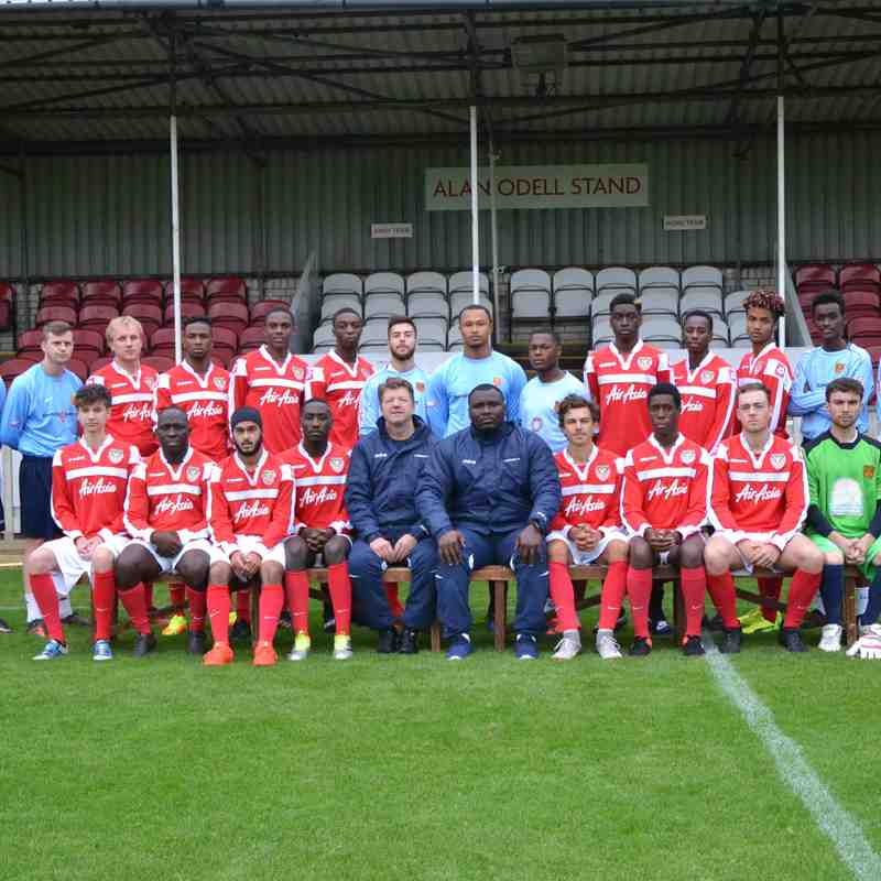 Reserve Team 2017/18 season
