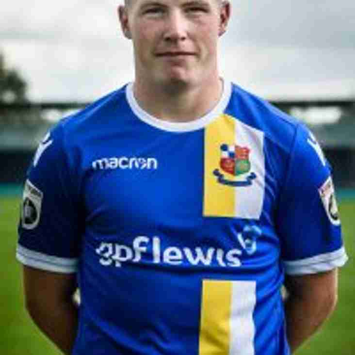 DYLAN KEARNEY JOINS THE RED ARMY