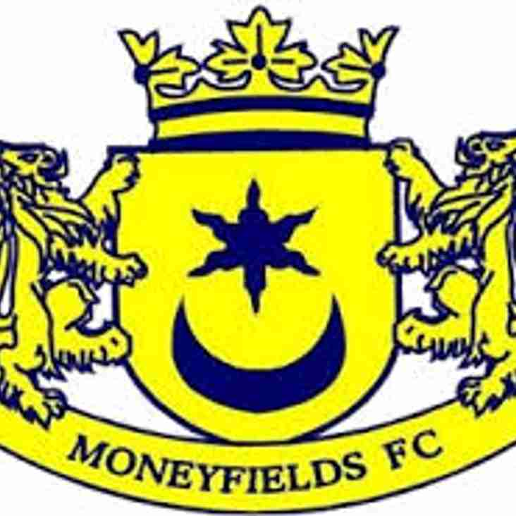 THE MONEY'S VISIT HONEYCROFT FOR THE FIRST TIME