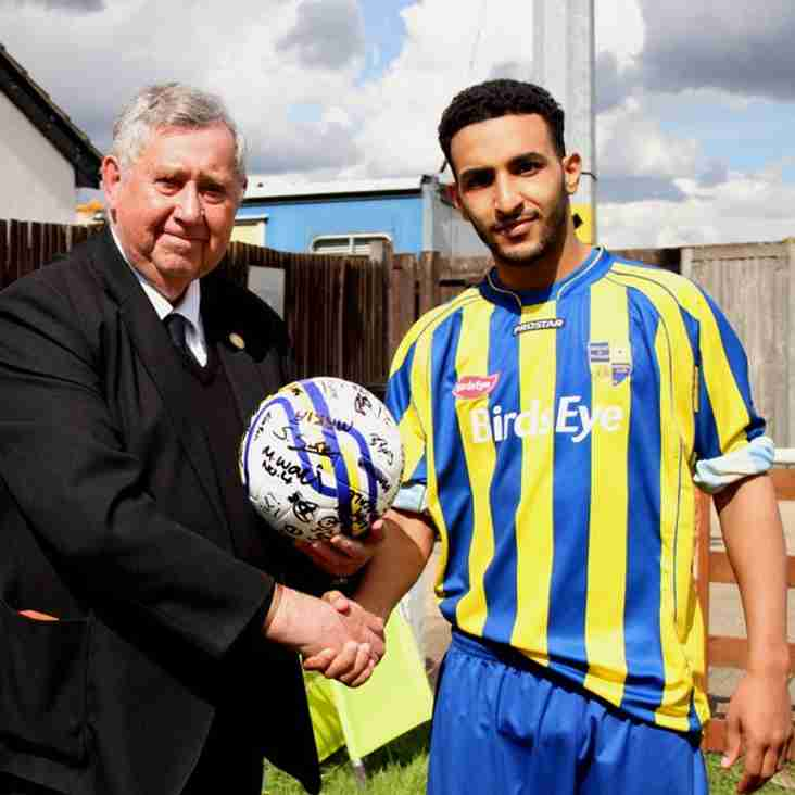 HICHAM ABDELLAH JOINS TO STRENGTHEN OUR FIRST TEAM