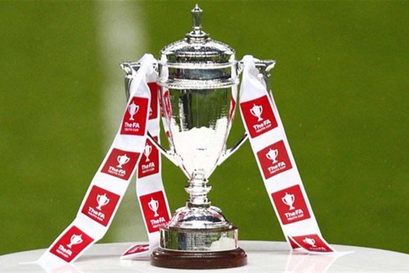 FA YOUTH CUP OPPONENTS