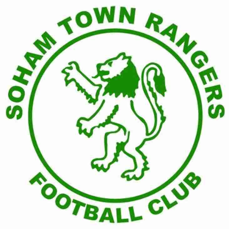 ISTHMIAN LEAGUE CUP - TUESDAY 21ST AUGUST