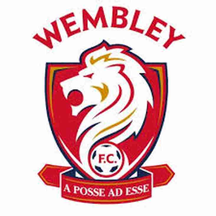 WEMBLEY RESIGN FROM THE LEAGUE