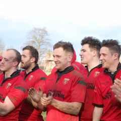 Spartans V Smiths Ind 05.03.2016