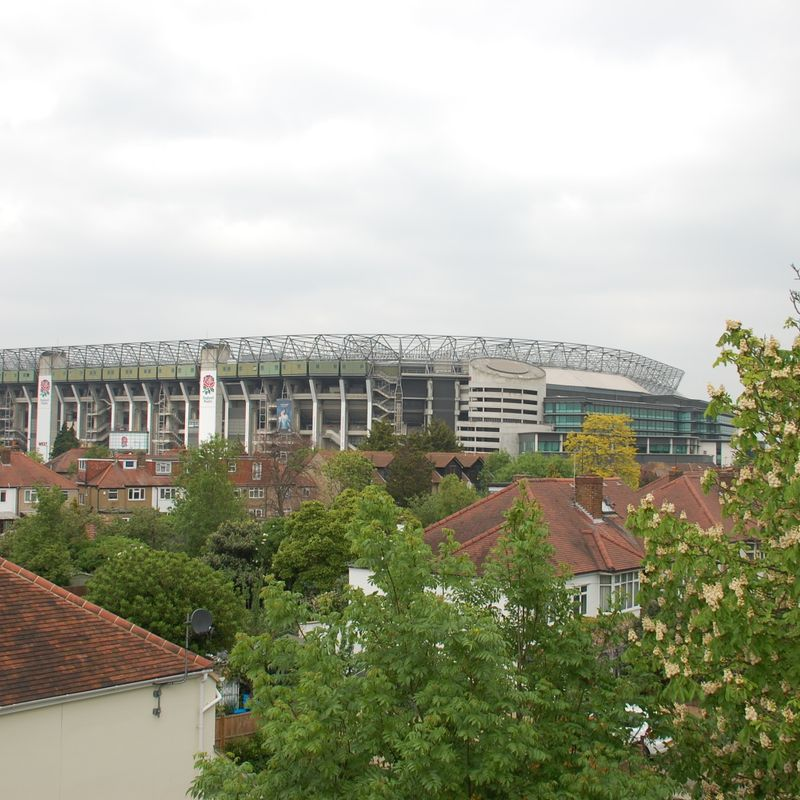 Twickenham Final 6th May 2017