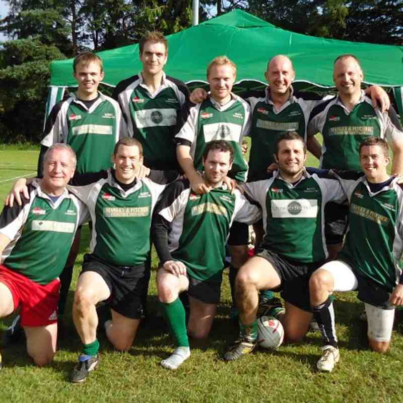 Swaffham 7's Competition