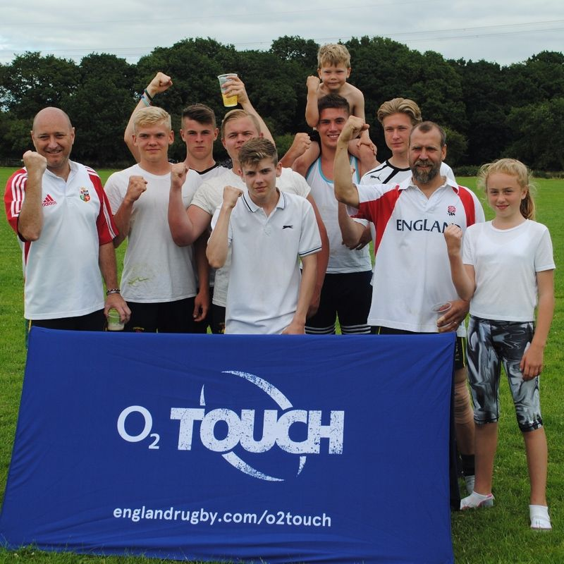 Touch Rugby Tournament 2016