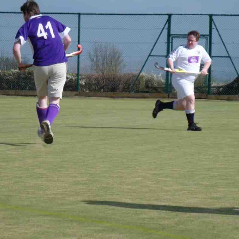 Marton 4's v Richmond 3's 31/03/12