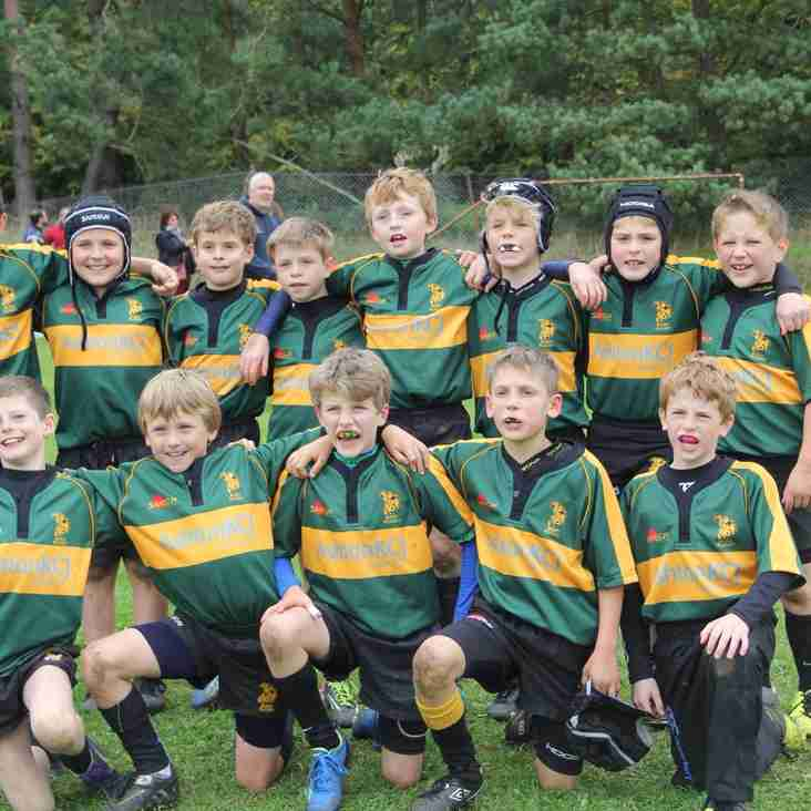 U10 narrowly miss out on a Prima Cup place