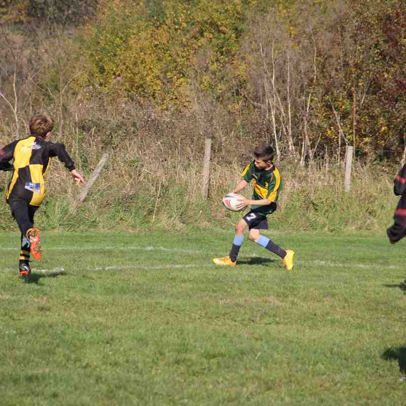 U11 Wolves vs Braintree Nov15