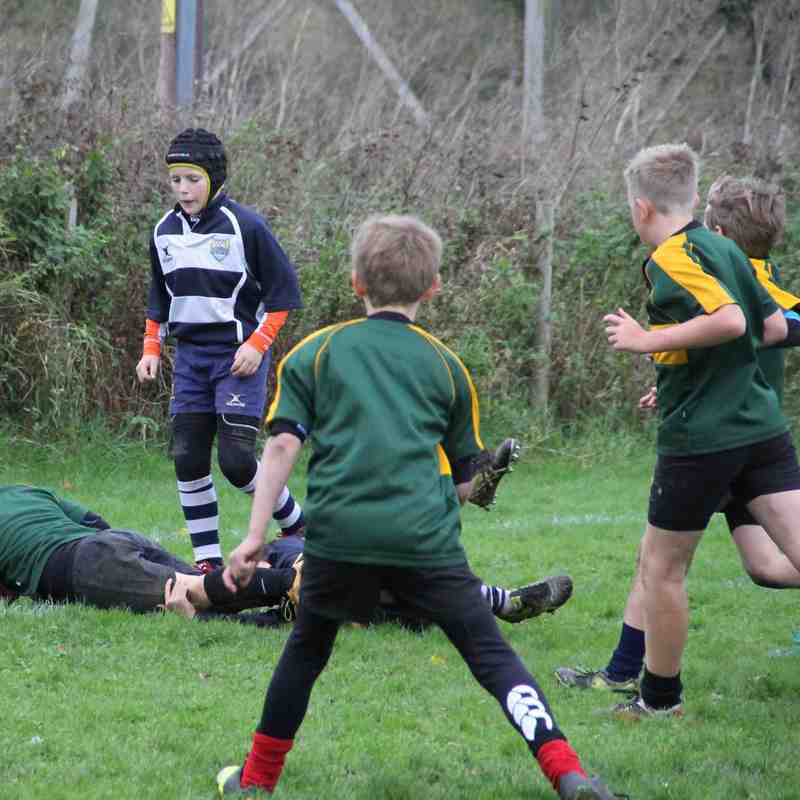 U11 Wolves vs Chelmsford Nov 15