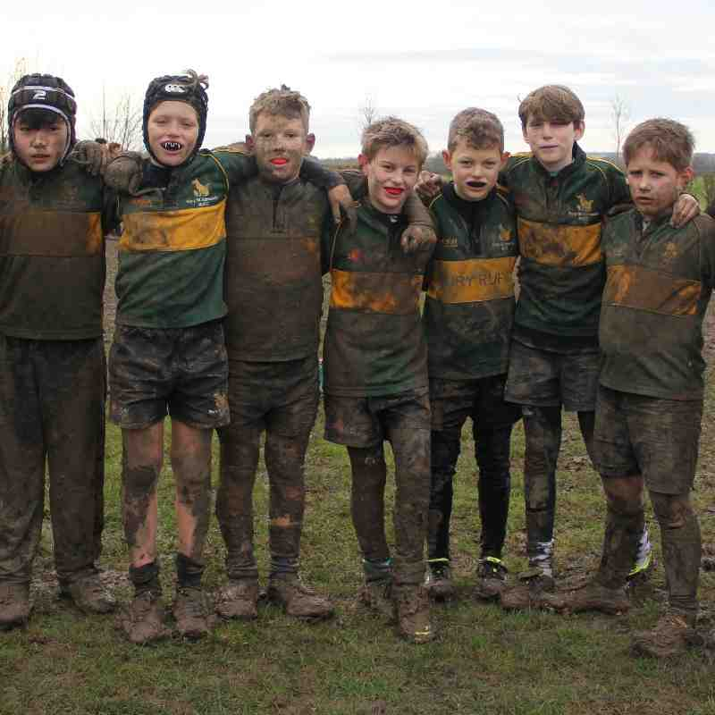 U11 Wolves @ Shelford Jan 16