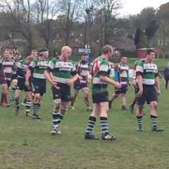 Hegians come back to complete double over Moortown