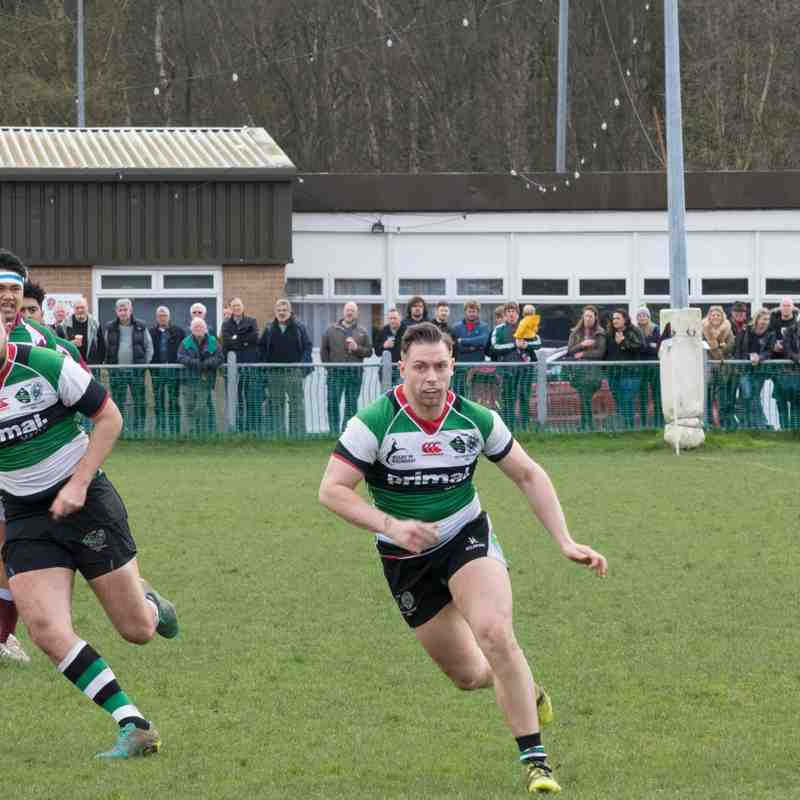 Moortown v Roundhegians 1st April 2017