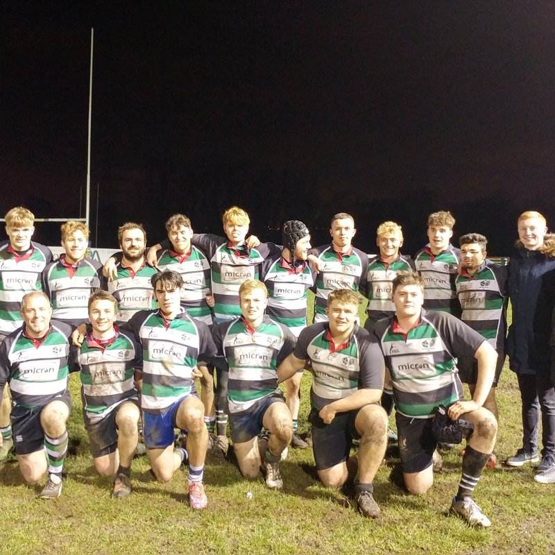 Roundhegians ex Colts v Sandal ex Colts