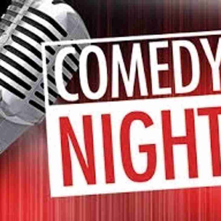 COMEDY NIGHT CANCELLED