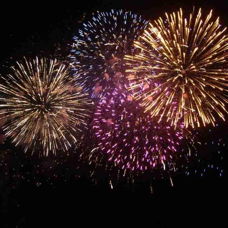 Barking RFC Fireworks Night