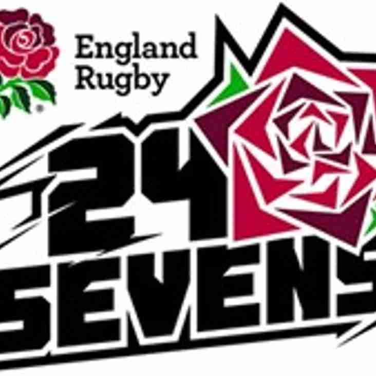 RFU 24 Sevens Essex Coming To Barking on Saturday 10th June