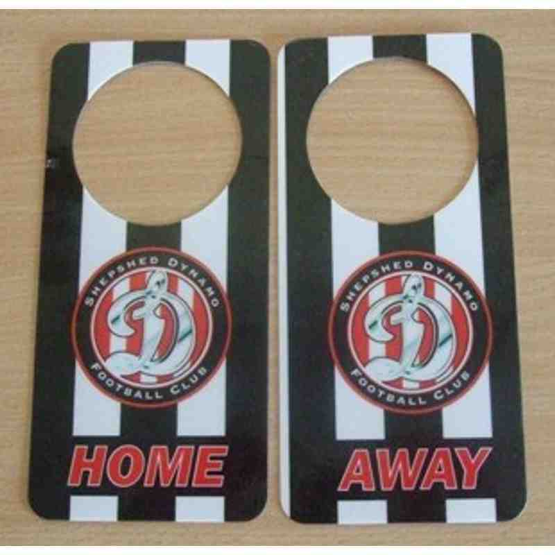Club Door Hangers (Home & Away)