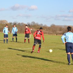 Bedfont Sunday C v Armenian Youth