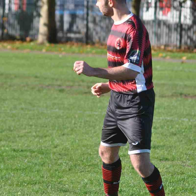 AFC Isleworth V Bedfont Sunday C
