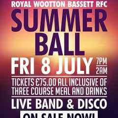 Summer Ball 2016 - 8th July