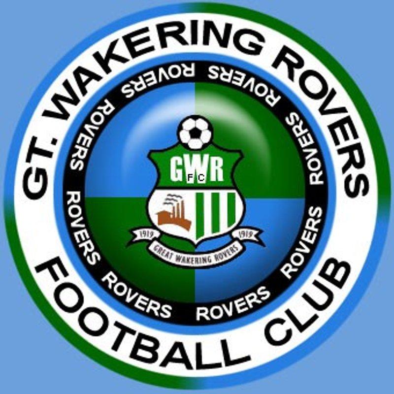 Friendly v Great Wakering Rovers