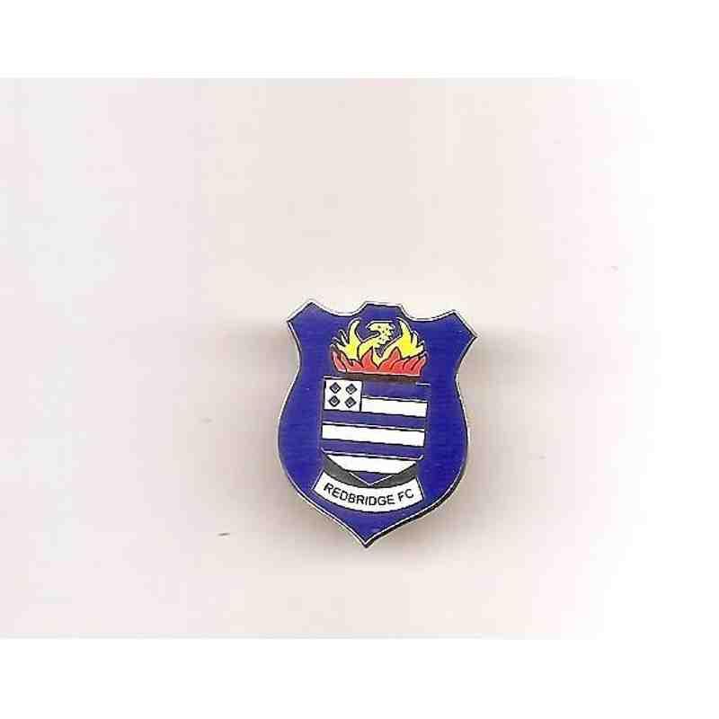 Redbridge F.C. 2015/16 Badge