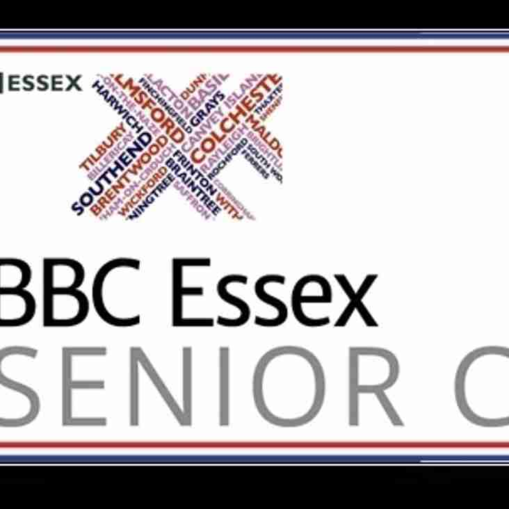 Essex Senior Cup Q/Finals - Date Confirmed
