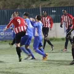 Motormen into London Senior Cup Quarter Finals- Match Report and Photos Uploaded