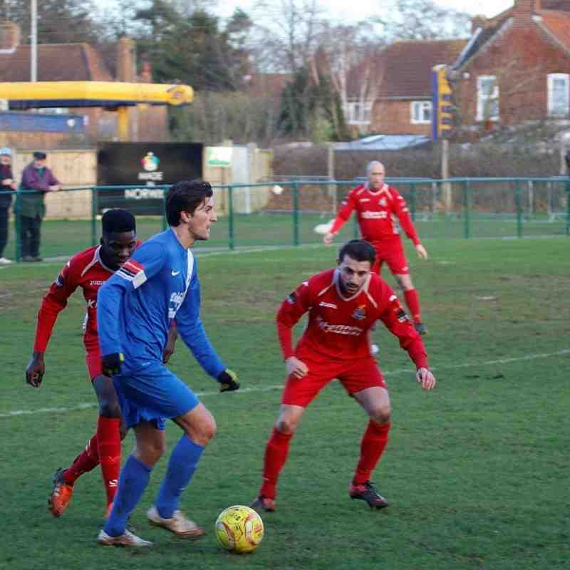 Wroxham v Redbridge - 30/01/16 by Philip Lindhurst