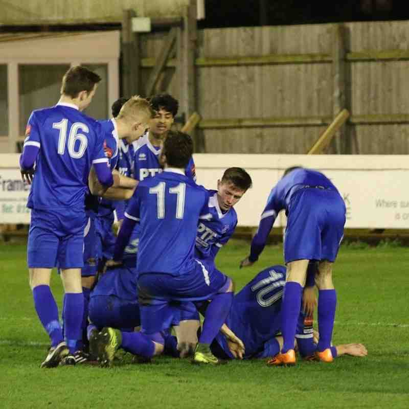 Bury Town v Redbridge - 02/02/16 by Philip Lindhurst