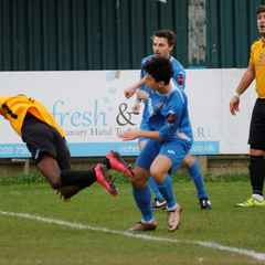 Cray Come Back Strong- Match Report and Photos Uploaded