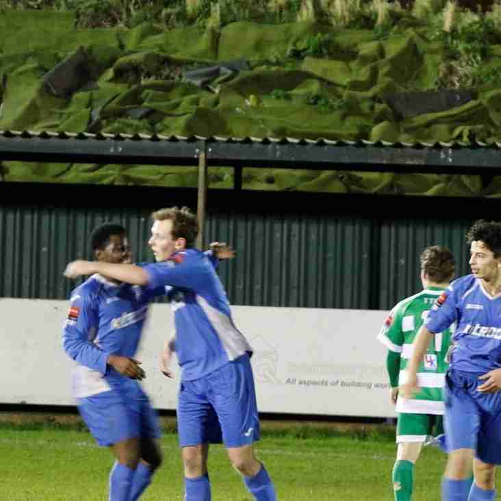 Redbridge v Thamesmead Town - Match Report and Photos Uploaded