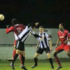 Heybridge Swifts v Redbridge - Match Report and Photos Uploaded