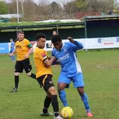 Redbridge v Bury Town *Match Report and Photos Uploaded*