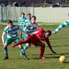 Waltham Abbey v Redbridge  * Match Photos Uploaded*